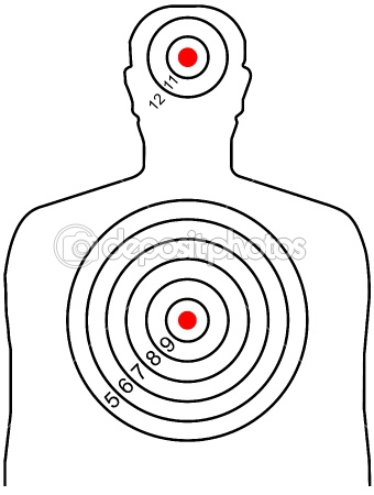 dep_4750172-The-target-for-shooting